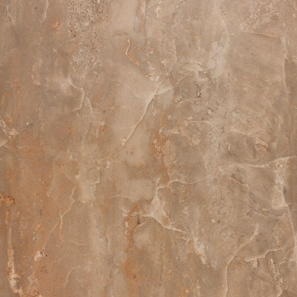Onyx Royal Noce 18 inch x 18 inch Glazed Polished Porcelain Tiles (13.5 Sq. Ft. / Case)