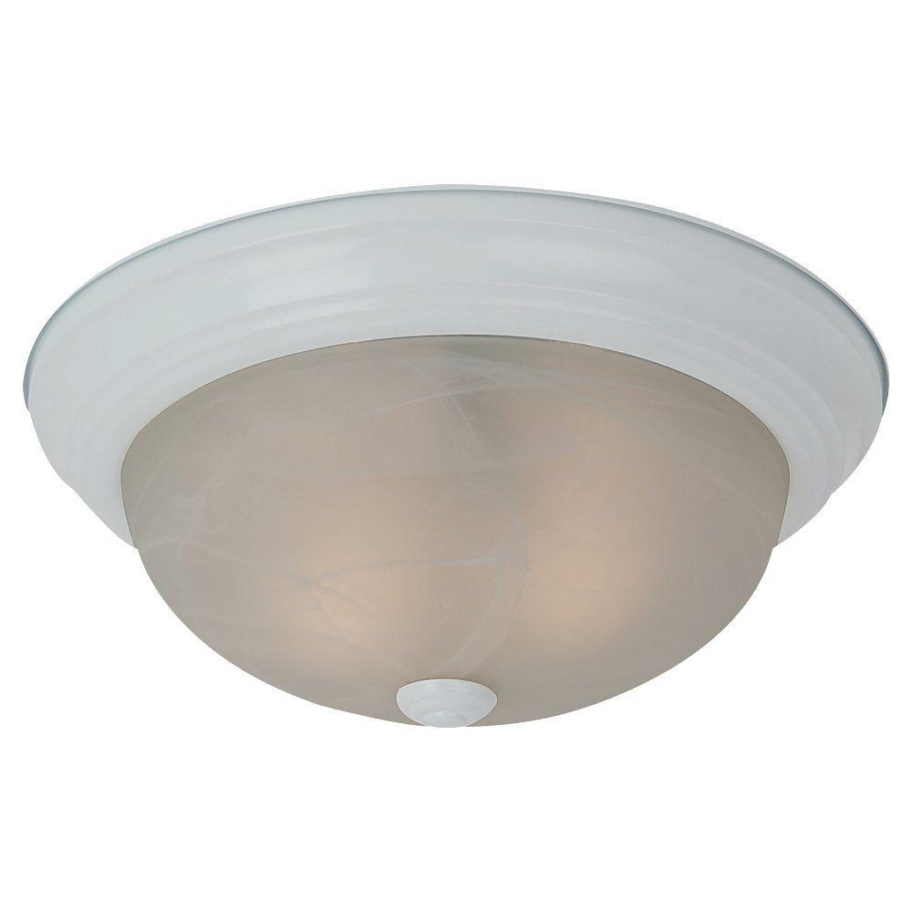 1 Lumière Blanc encastré fluorescent