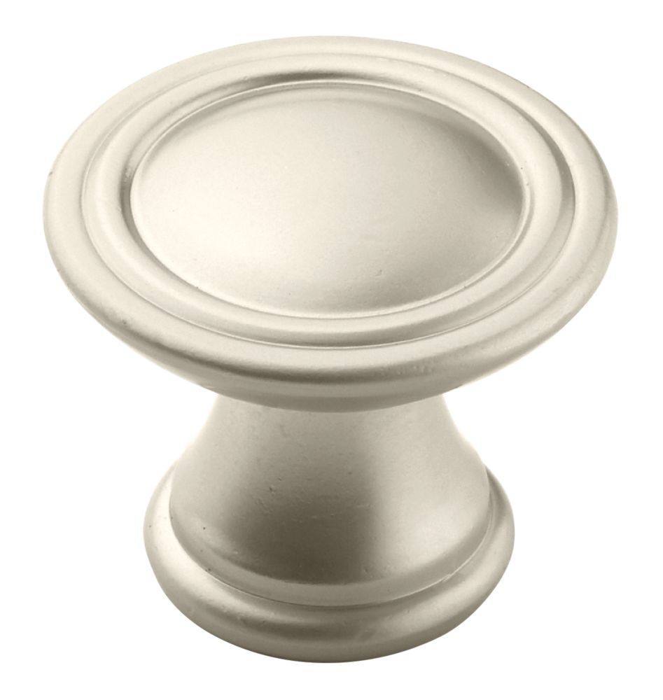 30mm Diameter VASARI  Collection SATIN NICKEL FINISH Knob