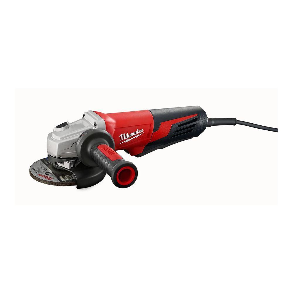 13 amp 5- Inch Small Angle Grinder Paddle