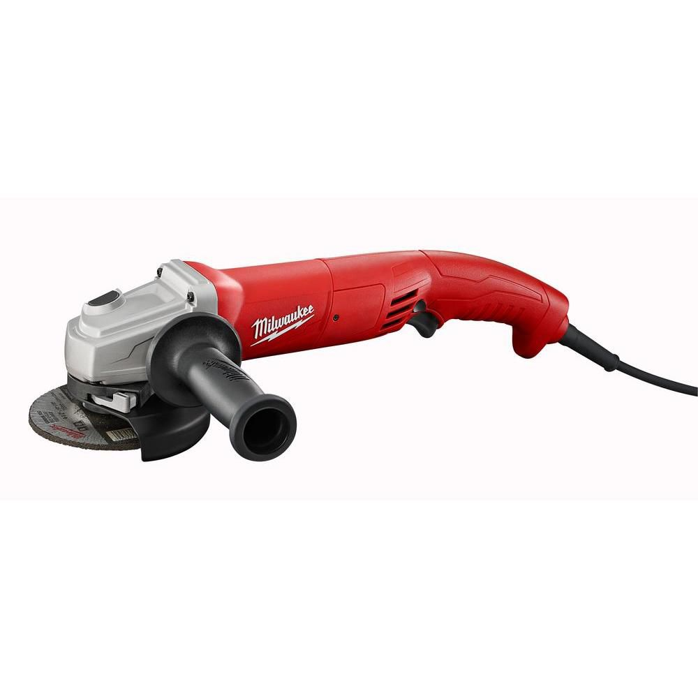 11 amp 4 1/2- Inch Small Angle Grinder with Trigger Grip