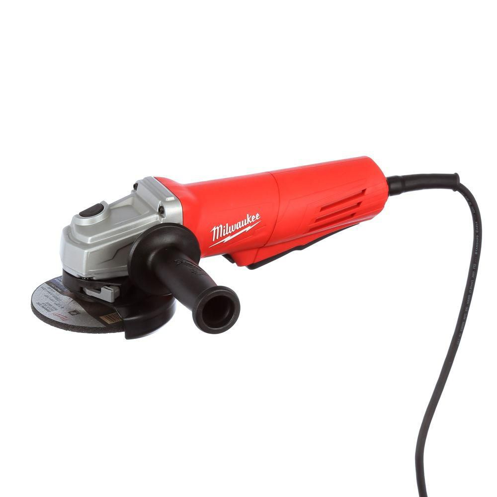 11 amp 4 1/2- Inch Small Angle Grinder Paddle