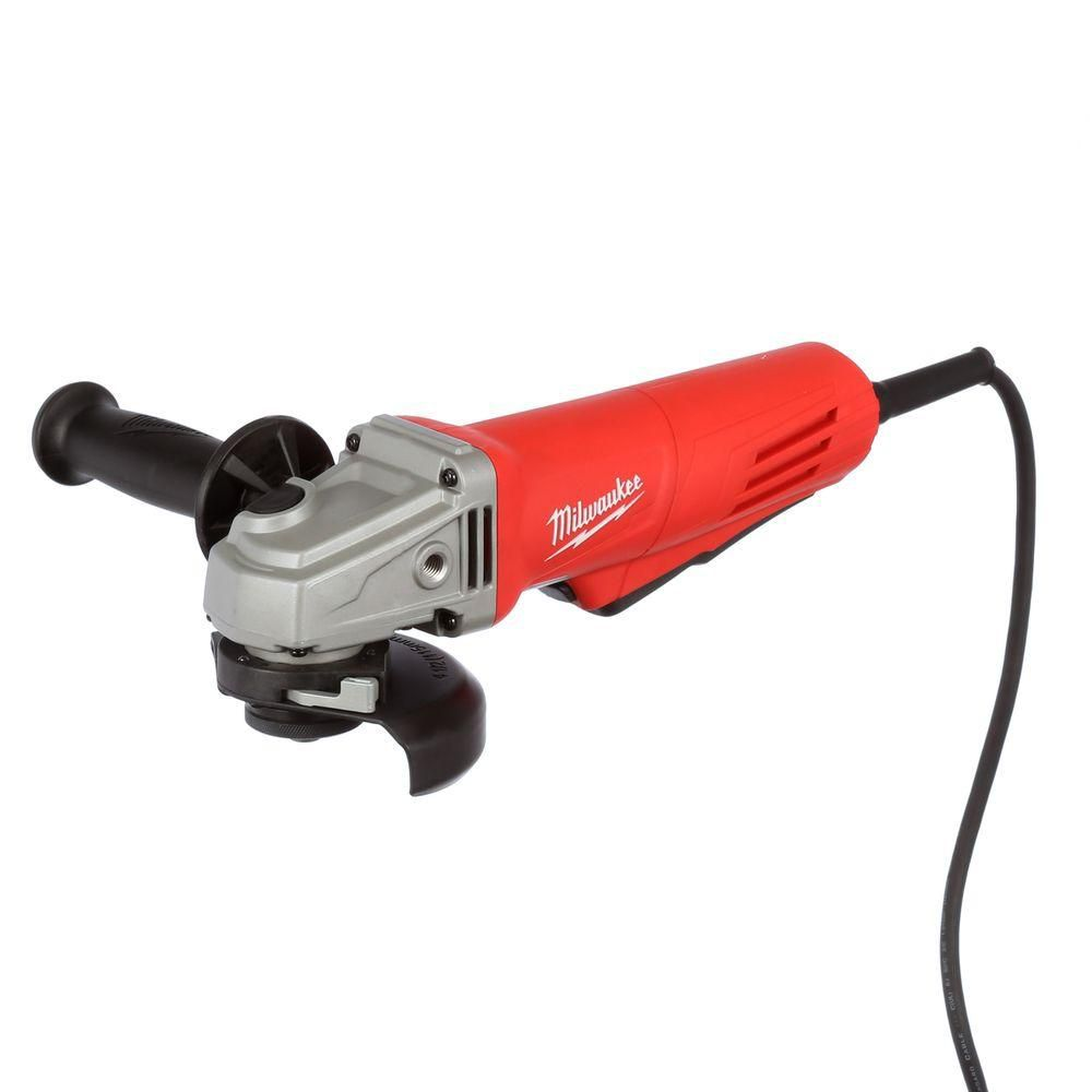 11 amp 4 1/2- Inch Small Angle Grinder