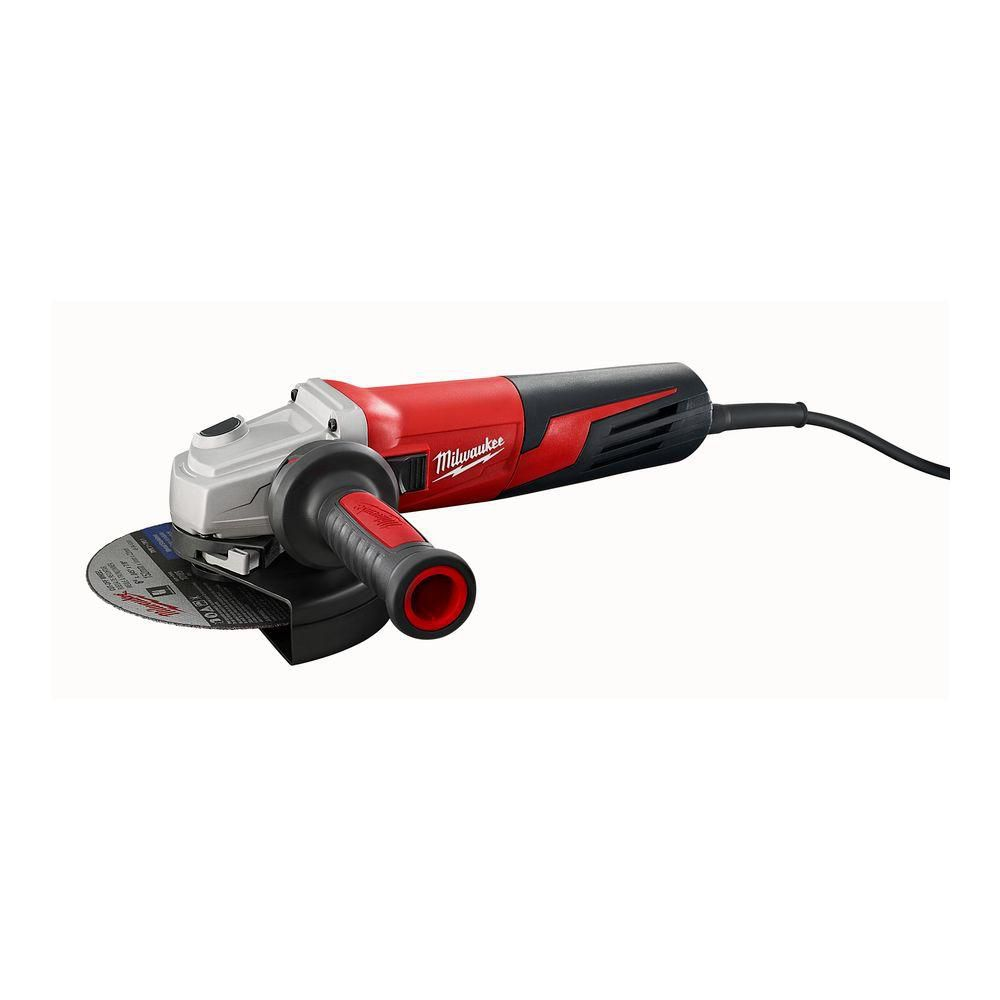 13 amp 6- Inch Small Angle Grinder