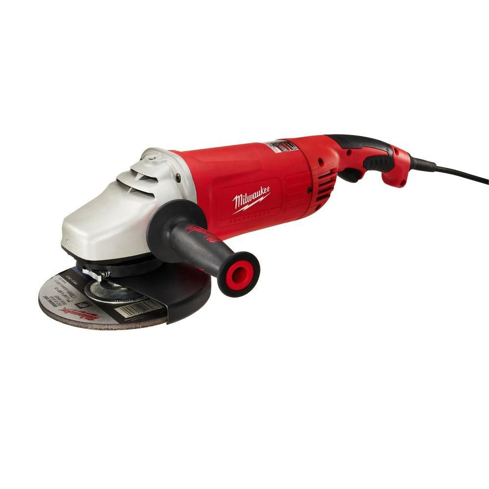 15 amp 7- Inch/9- Inch Large Angle Grinder