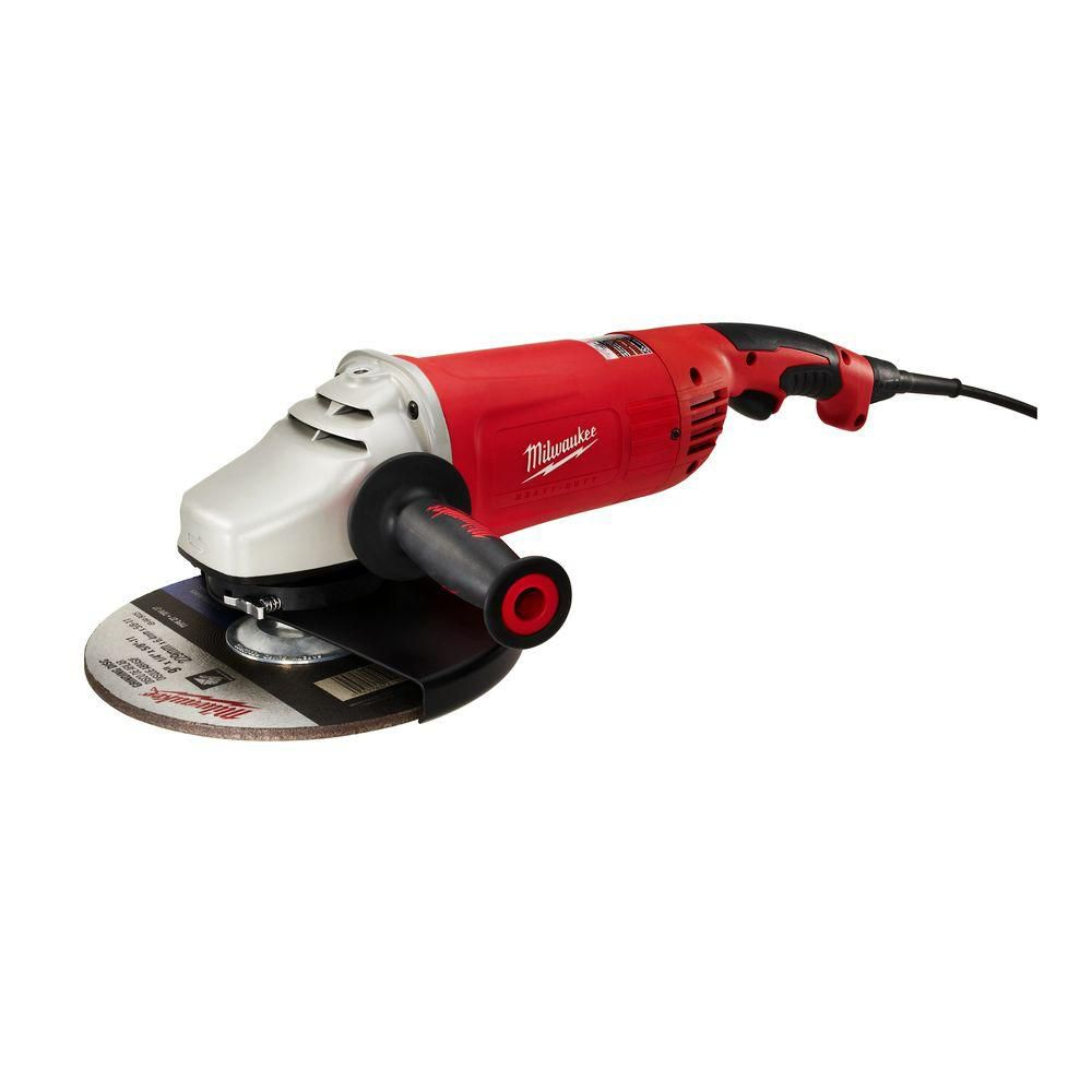 Roto 15 amp 7- Inch/9- Inch Large Angle Grinder