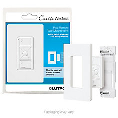 Caseta Wireless Pico Wall-Mounting Kit, White