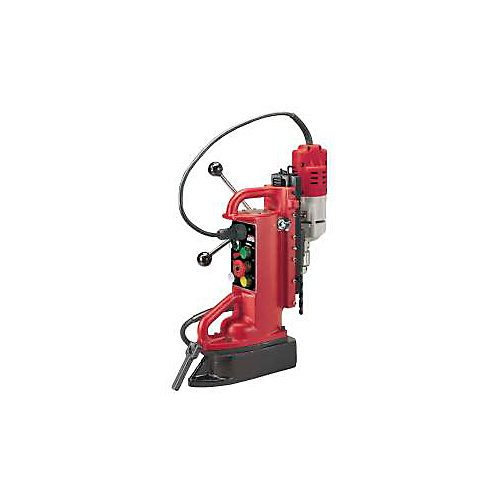 Adjustable Position Electromagnetic Drill Press with 1/2-inch Motor
