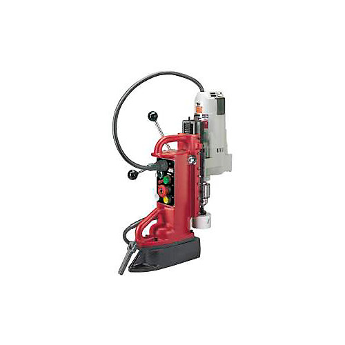 Adjustable Position Electromagnetic Drill Press with 3/4-inch Motor