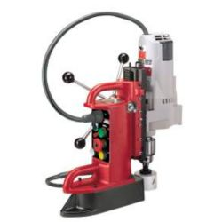 Milwaukee Tool Electromagnetic Fixed Position Drill Press with 3/4-inch Motor