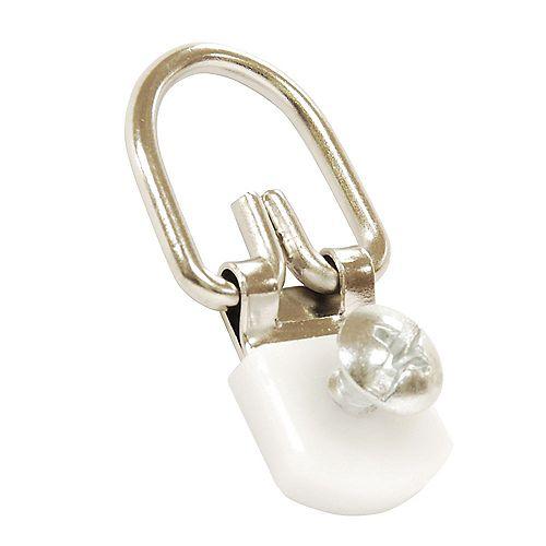 OOK 25-Lb Max ReadyScrew 1 Hole D-Ring Hangers - 3pcs