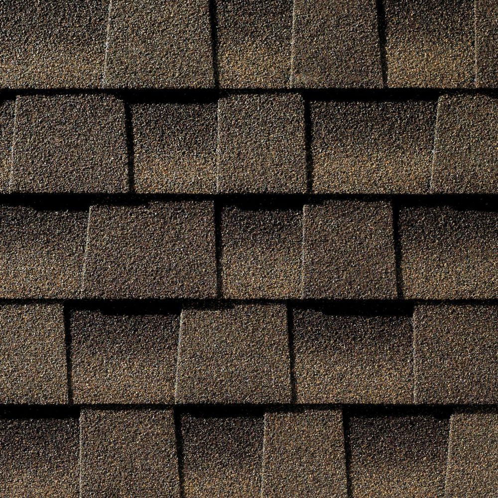 Gaf Timberline Lifetime High Definition Barkwood Shingles