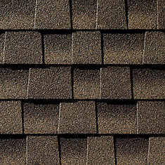 Timberline HD 3 ft. 3.375-inch Architectural Barkwood Brown Fibreglass Shingle (16-Pack)