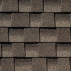 Timberline HD 3 ft. 3.375-inch Architectural Brown Fibreglass Shingle (21-Pack)