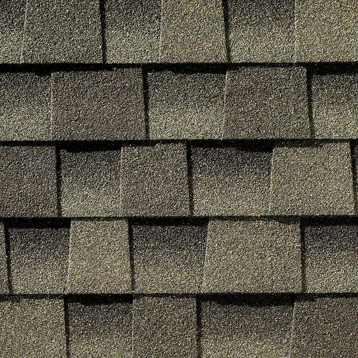 Timberline Lifetime High Definition  Weathered Wood Shingles