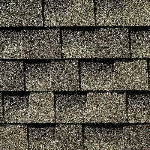 GAF Timberline HD Weathered Wood Lifetime Architectural Shingles (33.3 sq. ft. per Bundle)
