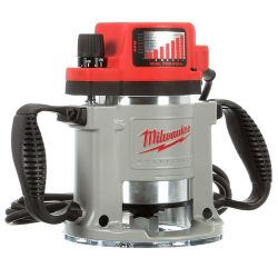 Milwaukee Tool 3-1/2 Max HP Fixed-Base Production Router with Electronic Variable