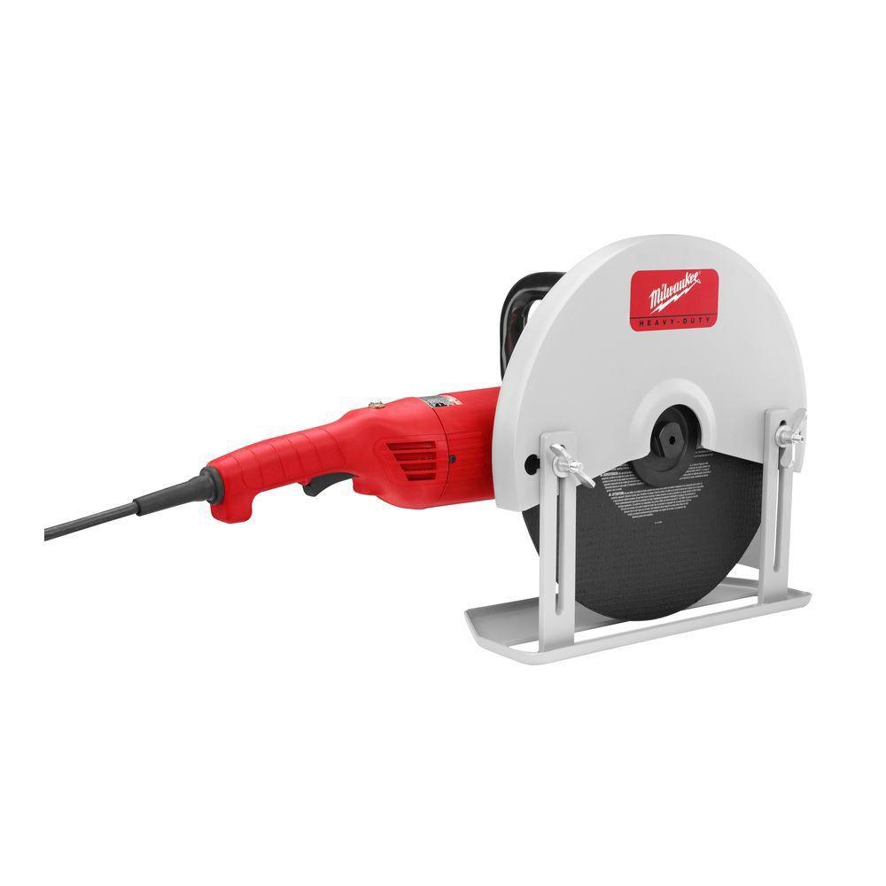 Milwaukee tool scie circulaire portative de 35 6 cm 14 po home depot canada - Scie circulaire portative ...