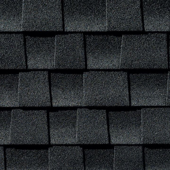 Timberline Lifetime High Definition  Charcoal Shingles