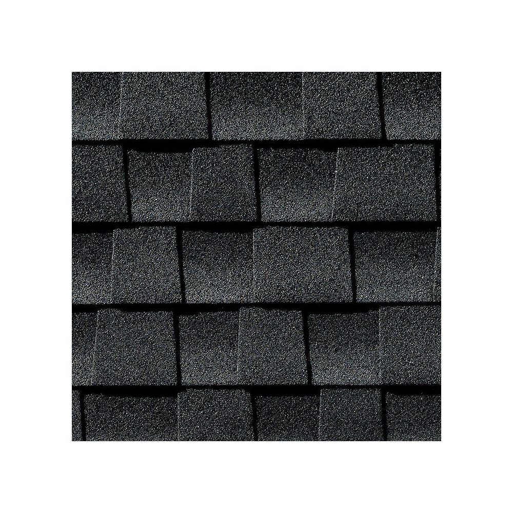 GAF Timberline HD Charcoal Lifetime Architectural Roof Shingles (33.3 sq. ft. per Bundle)