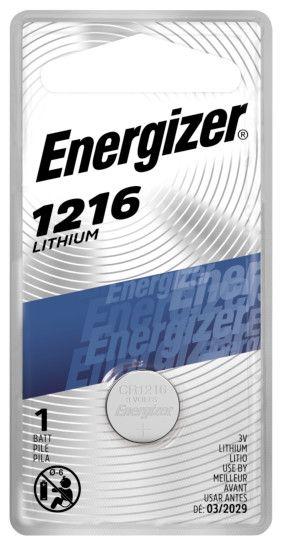 ENERGIZER ELECTRONIC WATCH 1216 1PK