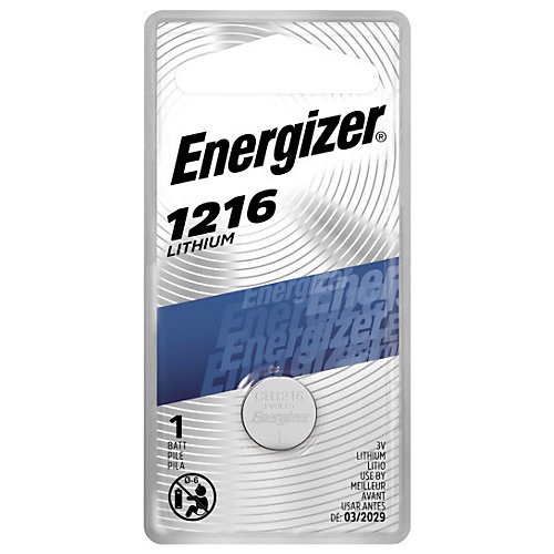 ENERGIZER ELECTRONIC WATCH 1216
