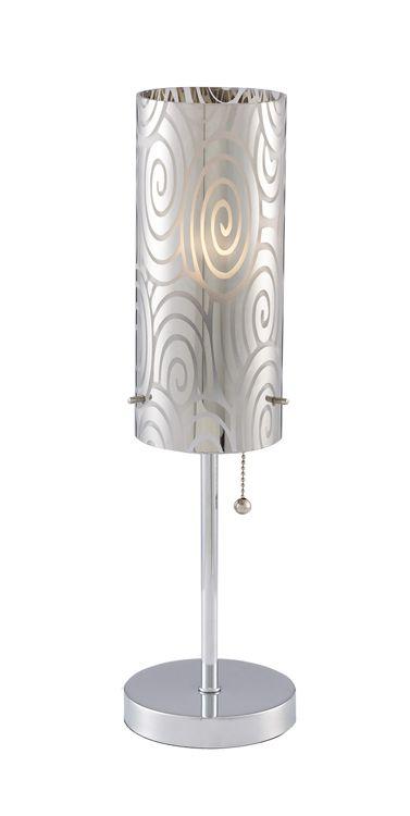Lampe de Table chromée ELSA