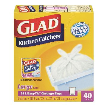 Kitchen Catcher - 40 CT