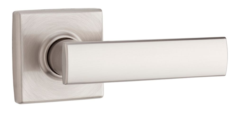 Vedani Satin Nickel Lever Passage