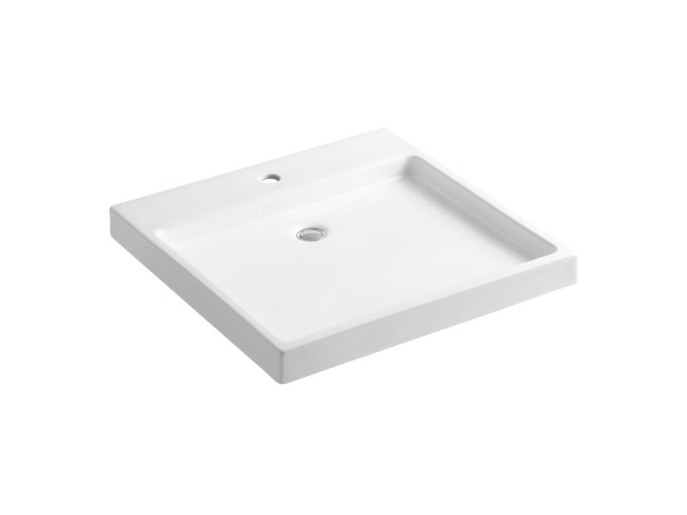 Kohler Bannon Service Sink In White The Home Depot Canada