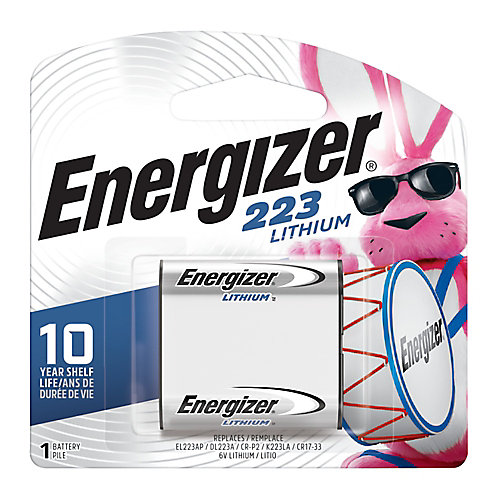 ENERGIZER ELECTRONIC PHOTO 223