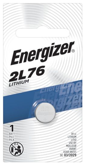 ENERGIZER ELECTRONIC PHOTO 2L76 1PK