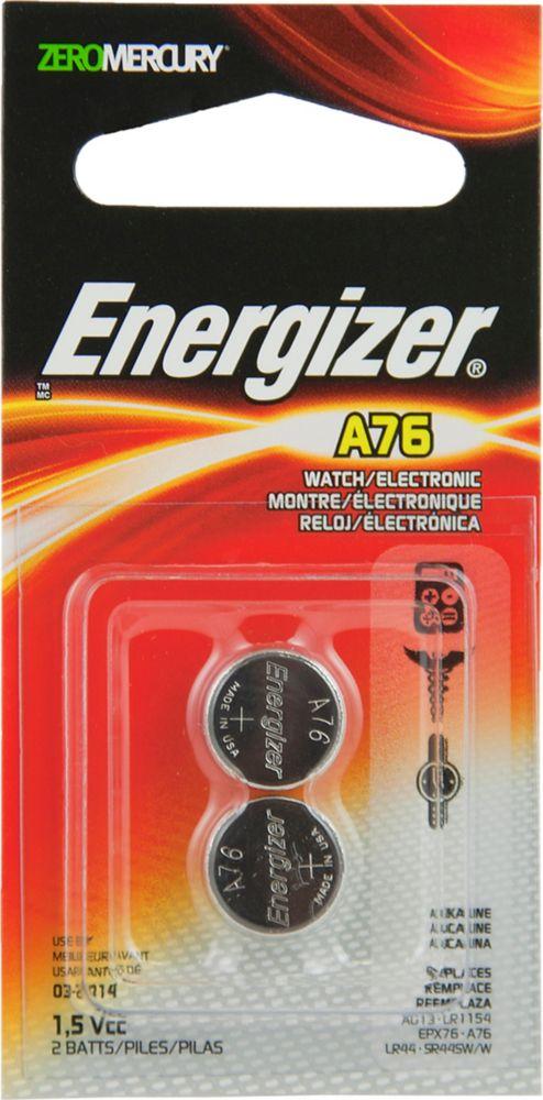 ENERGIZER ELECTRONIC A76 2PK