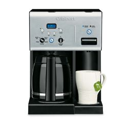 Cuisinart Cuisinart Coffee PLUS 12 Cup Programmable Coffeemaker and Hot Water System