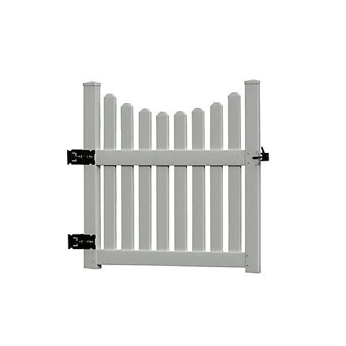 Cottage Picket Gate