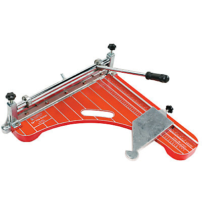 18 In Vinyl Tile Cutter