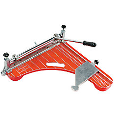 18 In. Vinyl Tile Cutter