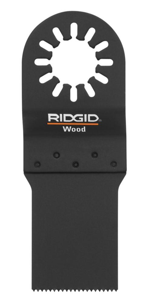 Jobmax 1-1/8 Inch Plunge Cut Wood Blade