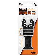 JobMax 1-1/8 in. Multi-Purpose Steel Plunge Cut Blade