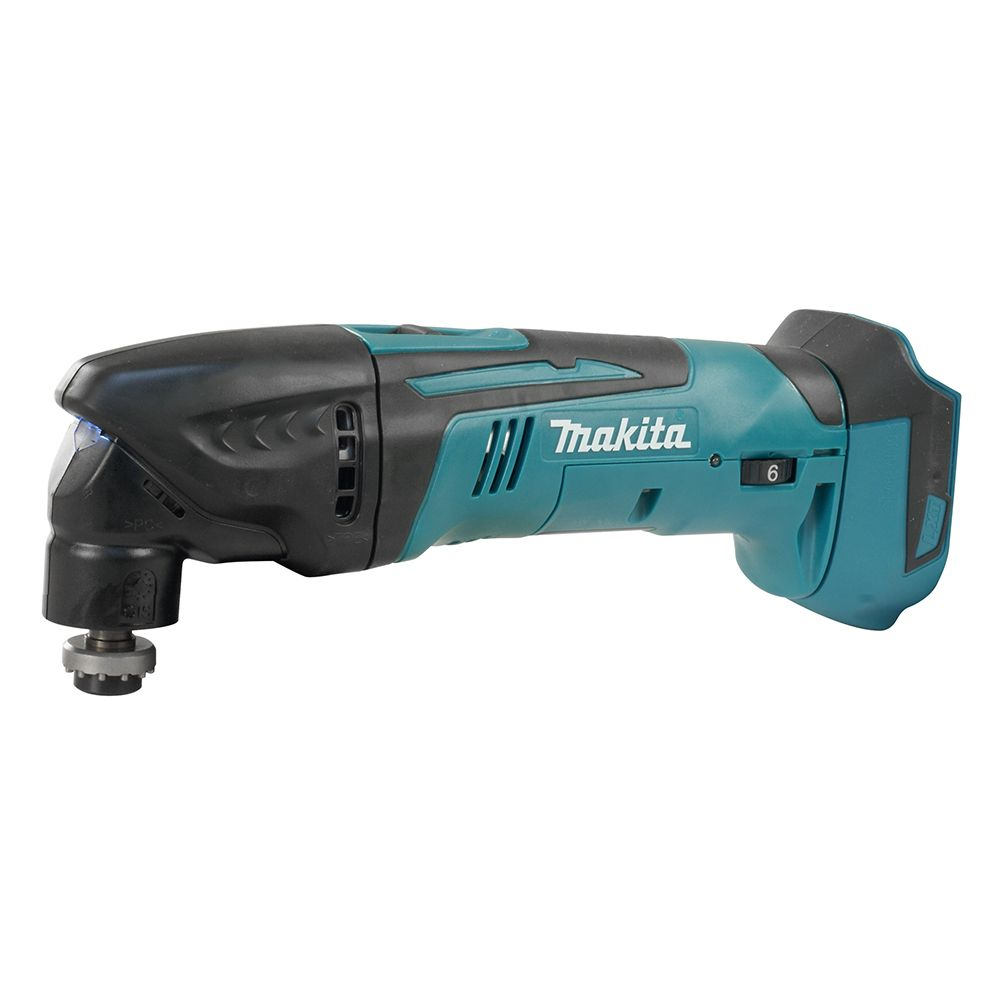 makita 18v cordless multi tool tool only the home depot canada. Black Bedroom Furniture Sets. Home Design Ideas