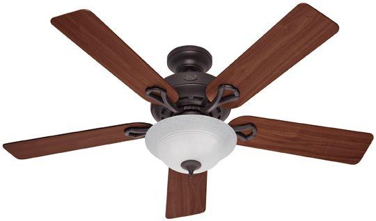 Ventilateur de plafond Kensington de 52 po