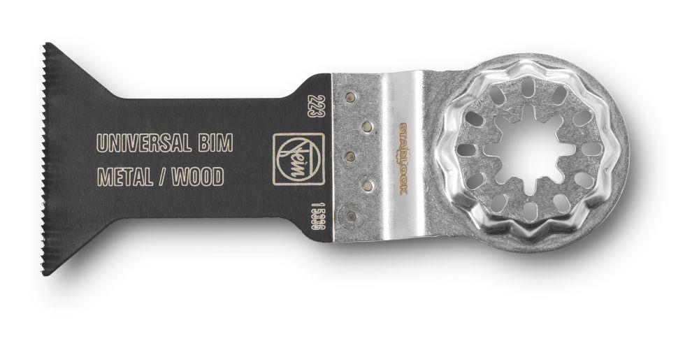 Lames E-Cut Bi-métalliques pour MultiMaster, PAQUET DE 3