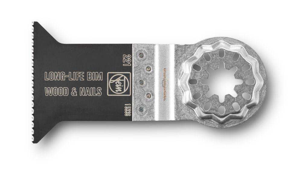 "Starlock SL E-Cut Bi-Metal Long Life Blade 2"" 1-PK"