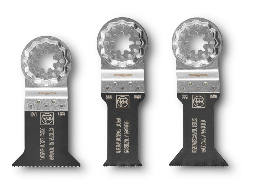 Starlock SL E-Cut Combo PQ-3 - 221/222/223