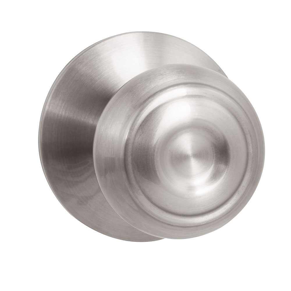 Hartford Satin Nickel Hall Closet Passage Door Knob