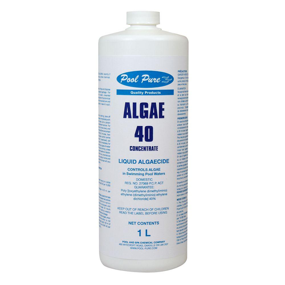 Algi 40 - 1 Litre