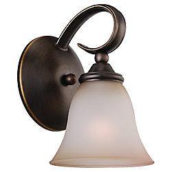 Sea Gull Lighting 1-Light Russet Bronze Sconce