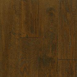 Bruce Plancher, bois d'ingénierie AV, 3/8 po x 5 po, Chêne Moka, 25 pi2/boîte