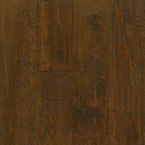 Bruce AV Oak Mocha 3/8-inch Thick x 5-inch W Engineered Hardwood Flooring (25 sq. ft. / case)