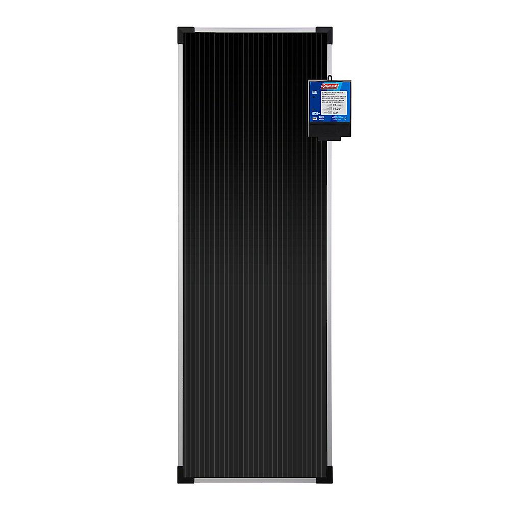 07eb842e03e Coleman 18 Watt, 12-Volt Solar Battery Charger Kit | The Home Depot ...